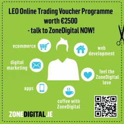 Online Trading Vouchers- LEO (Local Enterprise Office) Programme